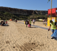 [WATCH] Waste collectors assigned to three main beaches