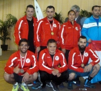 Bronze medal for Malta in the European small nations championship Monaco