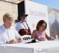 Torri l-Abjad to undergo three-year restoration project