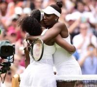 Wimbledon: Serena knocks out sister Venus