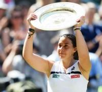 Wimbledon champ Bartoli retires