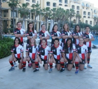 European Nations Cup participation for Malta Rugby Football Union Women's Team
