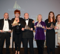 'Outstanding Contribution to Yachting Award' winners announced