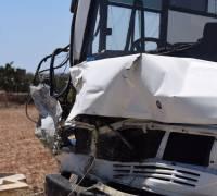 Elderly passengers injured in Zejtun crash