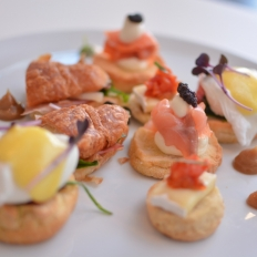 Waterbiscuit's innovation continues with champagne brunches