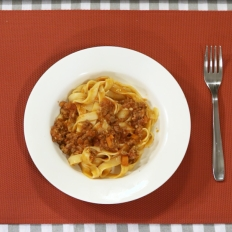 [WATCH] Tagliatelle Bolognese with Maltese sausage
