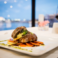 A  diner's view to Piemonte at Grill 3301
