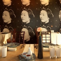 The Blue Room | Stylish, oriental dining