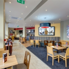 Costa Coffee opens fifth store to celebrate first birthday