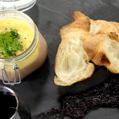 [WATCH] Duck liver parfait with Armagnac butter