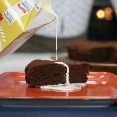 Rich, gluten-free chocolate cake
