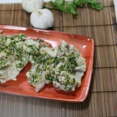 Asian fried rabbit bellies