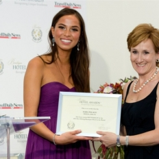 The Xara Palace runner-up at the 2012 Boutique Hotel Awards