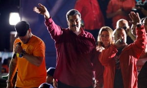 Nicolás Maduro wins second term as Venezuelan President