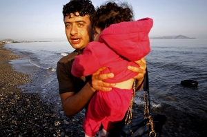 Philanthropists urge Europe to give a human face to the refugee debate