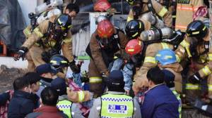 [WATCH] 41 dead and many injured in South Korean hospital blaze
