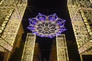 [WATCH] Valletta all lit up for Christmas