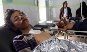 Saudi-led coalition air strike kills at least 20 in Yemen wedding