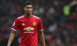 Marcus Rashford can be as good as Harry Kane, says Ole Gunnar Solskjaer