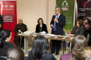 HSBC Malta supports Angel Tree Club Malta student competition