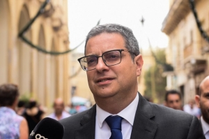 Minister's husband wouldn't have been part of Caruana Galizia investigation in a normal country – Delia
