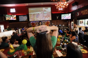 World Cup: good for beer sales, but bad for cinemas
