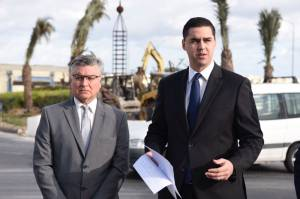 [WATCH] Work on Luqa roundabout commences ahead of Marsa junction project start