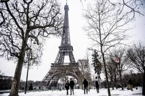 [WATCH] The Beast from the East blankets Europe and causes shutdowns and chaos
