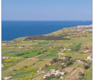 Bengħisa solar farm may stop leaching of toxins in water table