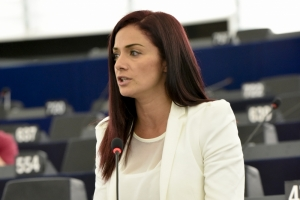 Education the first step to fighting cybercrime, Miriam Dalli tells European Parliament