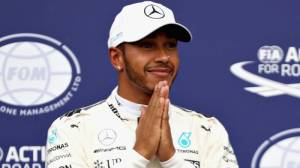 Lewis Hamilton secures another pole position in Italy