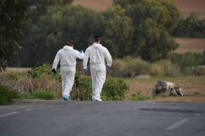 Caruana Galizia murder suspect says mobile phone data collected under invalid law
