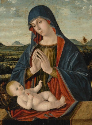Historian's appeal to acquire Antonio de Saliba painting