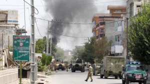 Midwife training centre attacked in Afghanistan
