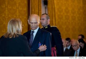 Dom Mintoff's private secretary passes away