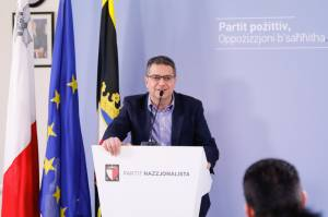 PN leader reiterates call for Finance minister's resignation over damning EBA report