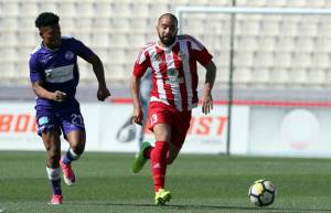BOV Premier League | Lija Athletic 1 – St Andrews 2