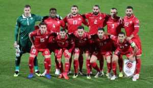 Malta suffer an embarrassing defeat at the hands of Kosovo