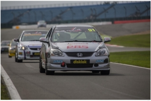 Bernard Galea and Rodren Vella placed fifth in two separate races at Silverstone