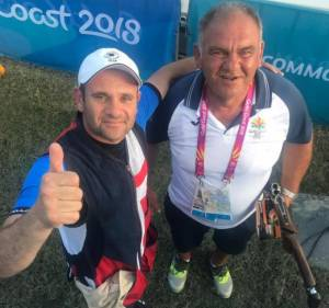 Brian Galea lands Bronze Medal in Trap Competition in the Commonwealth Games