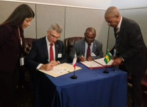 Malta establishes diplomatic relations with Africa's second smallest country