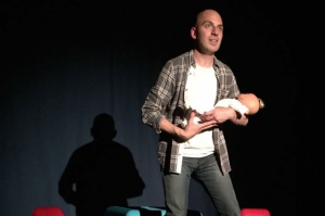 Chris Dingli: 'I wasn't ready for fatherhood mentally, emotionally or financially'