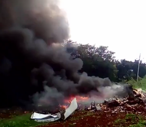 Over 100 dead in Cuba air crash