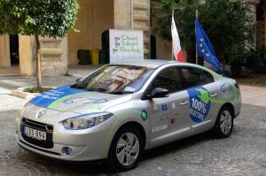 Electric future awaits Malta's mega fuel stations