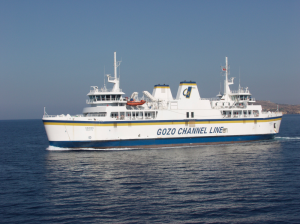 Summer months saw 1.8 million passengers crossing between Malta and Gozo