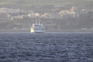 Sea transport between Malta and Gozo up by 20% in 2016