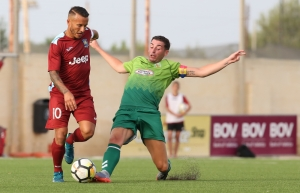 Gżira through to the first qualifying round of the Europa League
