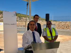 Israeli specialists to advise on water treatment plan - Mizzi