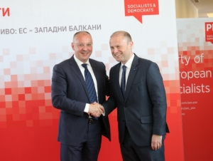 European socialists shocked by forged Egrant documents, welcome findings