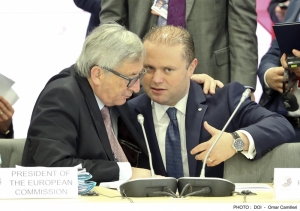 Leave Juncker's 'monster' alone, Malta says of Brussels enforcer gifted with top EU job